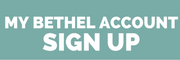 my bethel account sign up