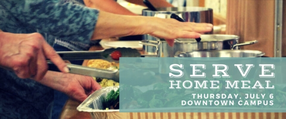 HOME Meal Serving