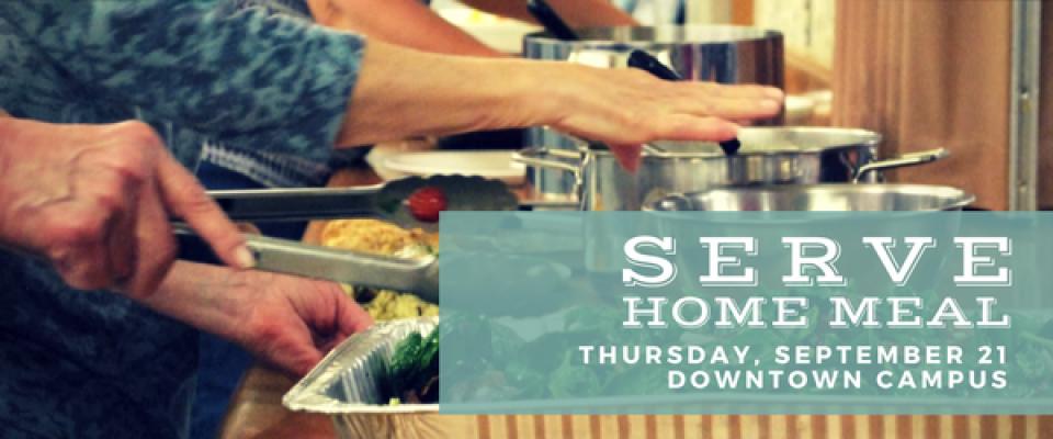 Bethel Hosts HOME Meal