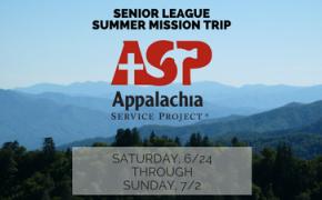 ASP Mission Trip 2017