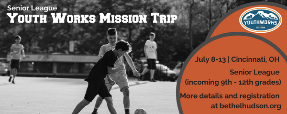 Youth Works Mission Trip 2018