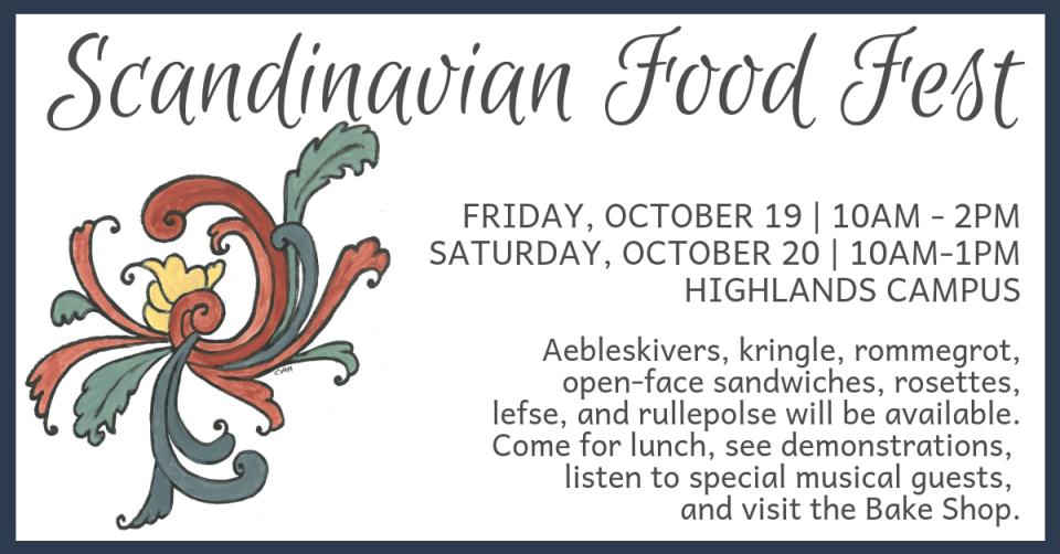 Scandinavian Food Fest 2018