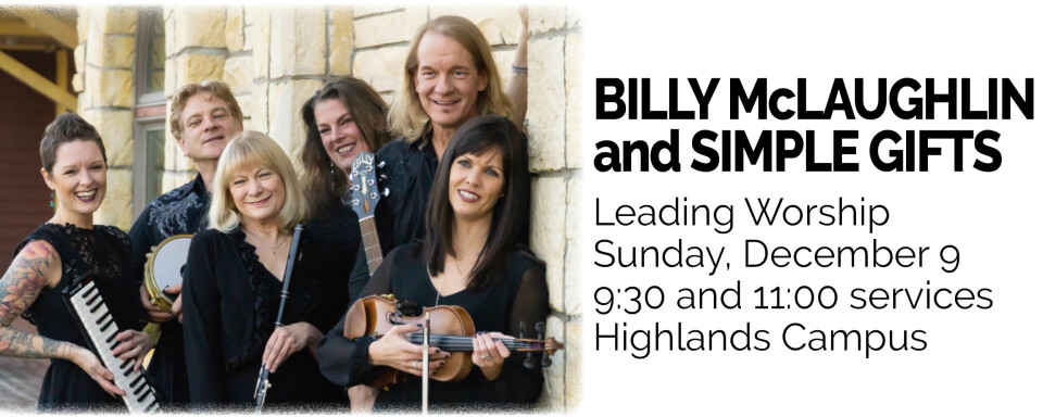 Billy McLaughlin & Simple Gifts