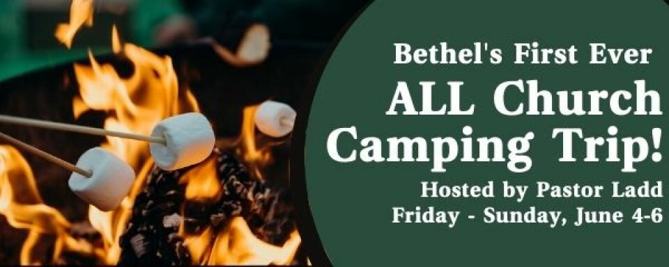 All Church Camping Trip