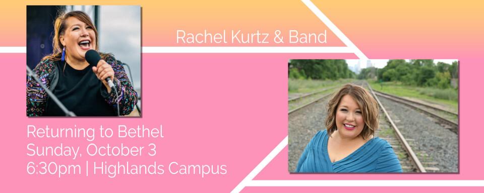 Rachel Kurtz and Band in Concert